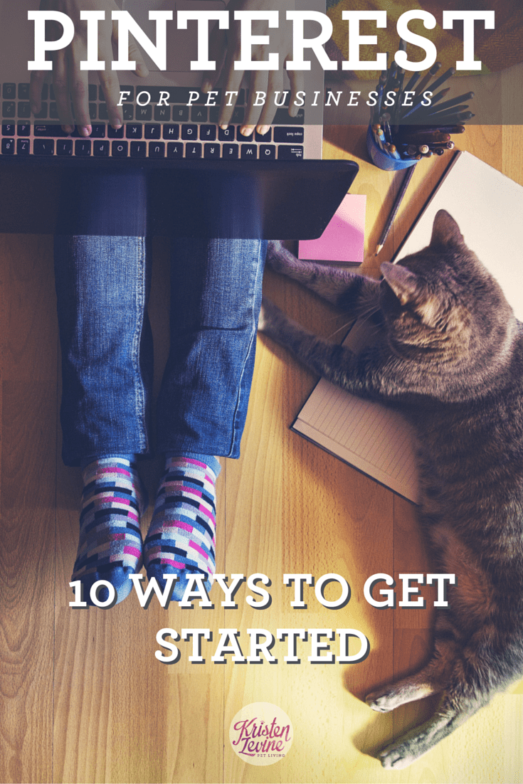Getting Started on Pinterest - for Pet Businesses by @alisammeredith for @kristenlevine
