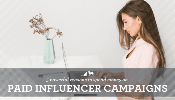 Is spending money on influencer marketing really worth it? Yes!