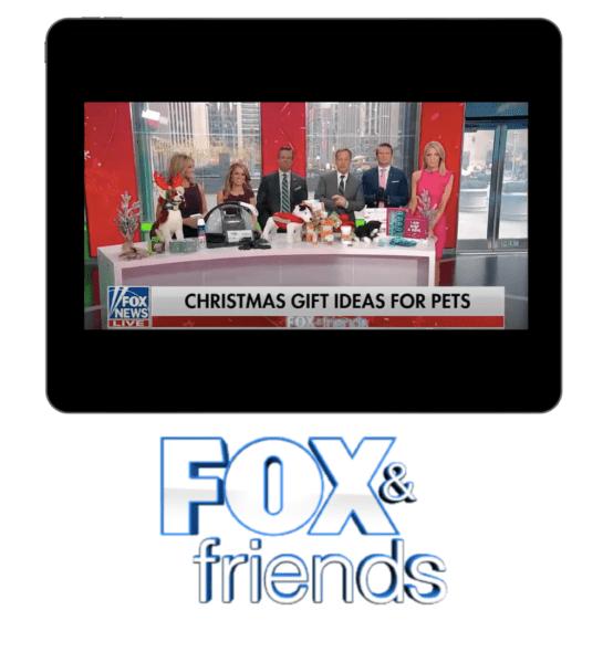 Kristen on Fox&Friends